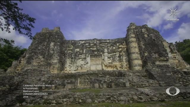 se conmemora el dia nacional de calakmul ubicado en campeche