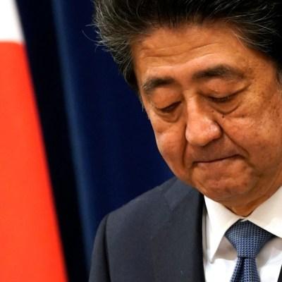 Shinzo Abe confirma que renunciará como primer ministro de Japón