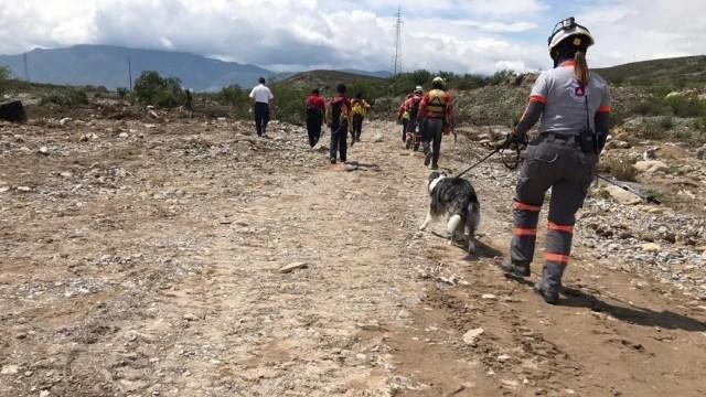 Sin resultados transcurre el sexto día de búsqueda de Lluvia Estefanía, en Ramos Arizpe