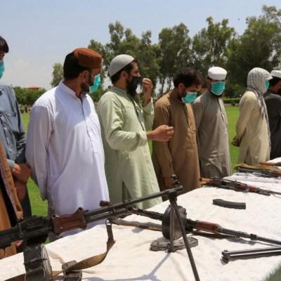 Talibanes, listos para negociar la paz en Afganistán una vez que se liberen prisioneros