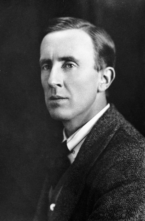Fotografía de J.R.R. Tolkien