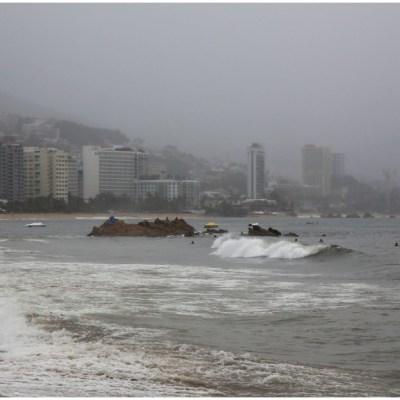 Se forman las tormentas tropicales Hernán e Iselle en las costas del Pacífico