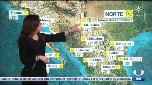Clima Al Aire: Prevén lluvias con caída de granizo en la CDMX