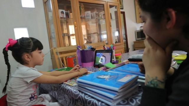 9 de cada 10 alumnos recibe clases con Aprende en Casa II: SEP