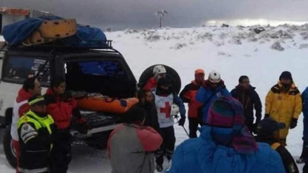 Muere alpinista que escaló el Pico de Orizaba pese a restricciones por COVID-19