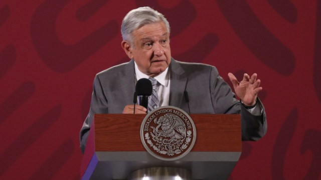 AMLO celebra fallo del TEPJF sobre transmisión integra de conferencias mañaneras
