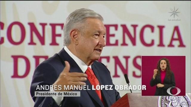 amlo desmiente comunicacion con gobernador de chihuahua