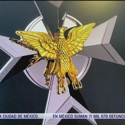 Artesanos de Guerrero elaboran Condecoración Miguel Hidalgo, que será entregada a personal de Salud