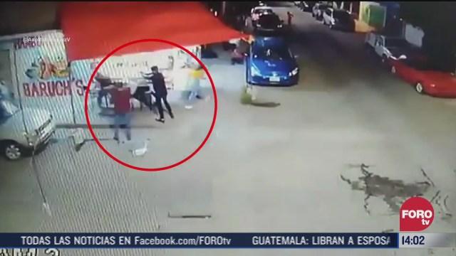 asesinan a policia en leon