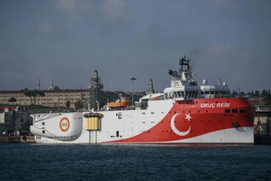 Cesa la tensión entre Grecia y Turquía tras salida de barco turco del Mediterráneo