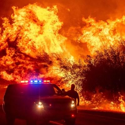 Incendios forestales arrasan la costa oeste de EEUU y dejan seis muertos