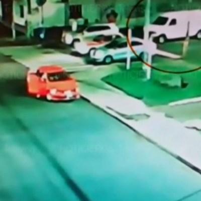 'Despierta' presenta imágenes exclusivas del secuestro de Karla y Christopher en bar de Azcapotzalco