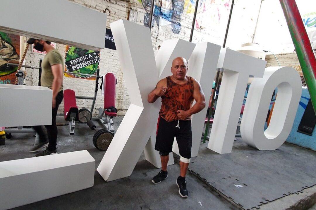 """¿Quién era """"La Jefa"""", del gimnasio urbano Barras Praderas?"""