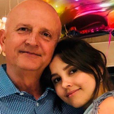 El conmovedor mensaje de Paulina Goto tras el fallecimiento de su padre