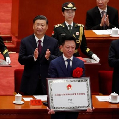 China celebra 'la derrota del coronavirus'
