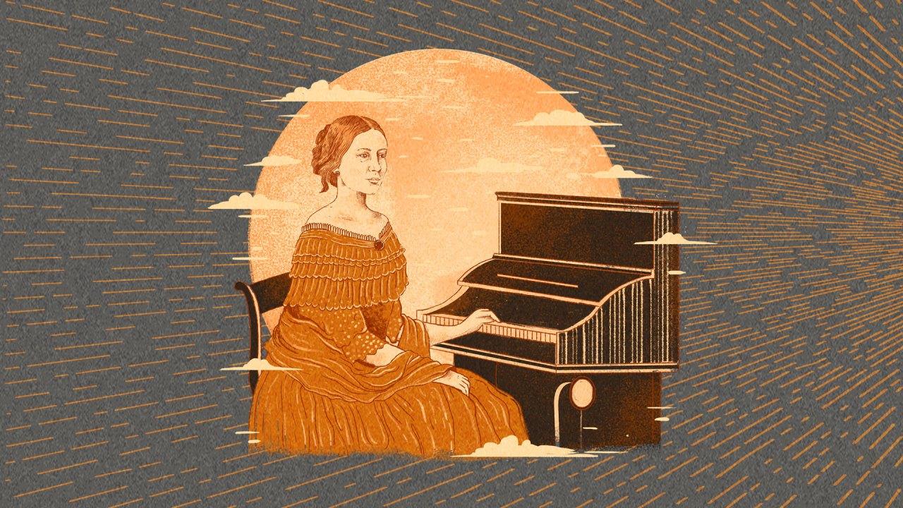 Clara Schumann fue una de las figuras más importantes del siglo XIX. La música de Robert y Brahms no sería lo mismo sin ella