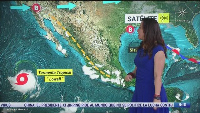 clima al aire cdmx tendra 24 grados centigrados con lluvias