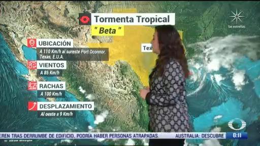 clima al aire lluvias y bajas temperaturas en el norte del pais