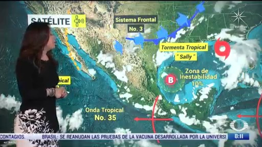 clima al aire preven lluvias intensas en zonas del norte noreste y oriente de mexico