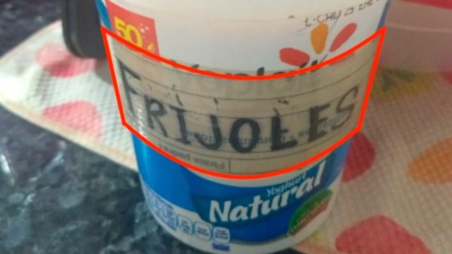 Riesgo de cáncer guardar comida en envases de plástico