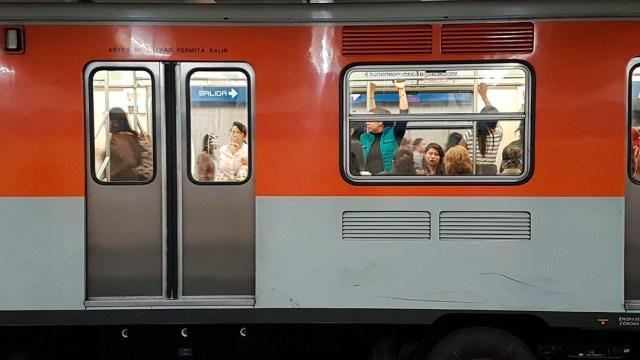 Cierran estaciones del Metro. (Foto: Archivo)