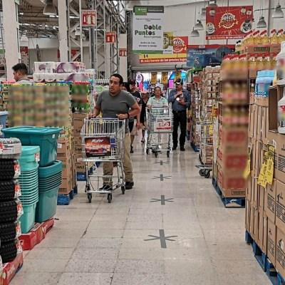 Mejora confianza del consumidor 0.5 puntos en agosto: INEGI