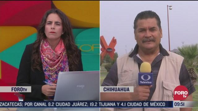 continua el conflicto de la presa la boquilla en chihuahua