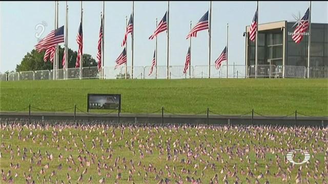 covid memorial supera al de estadounidenses fallecidos en guerras