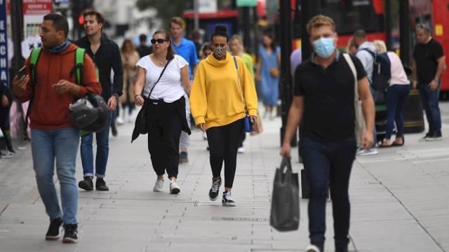 La Secretaría de Salud informa que la cifra de muertos por el COVID-19 llegó a 76 mil 430, tras registrarse 187 nuevos fallecimientos