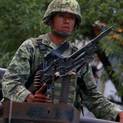 Hubo uso excesivo de la fuerza por militares en 2016, en Tamaulipas: CNDH
