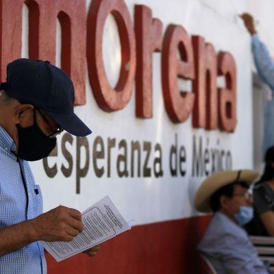 Tribunal avala encuesta para elegir nuevo presidente de Morena