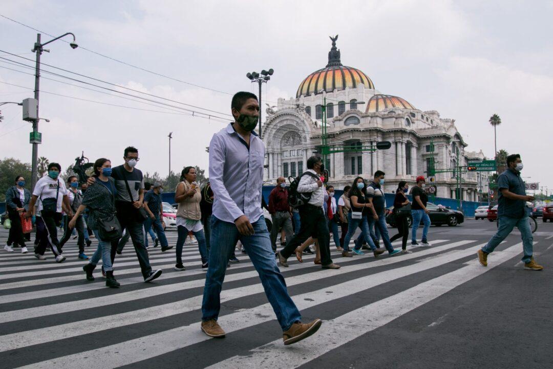 Calles cerradas del Centro Histórico de CDMX por el Grito