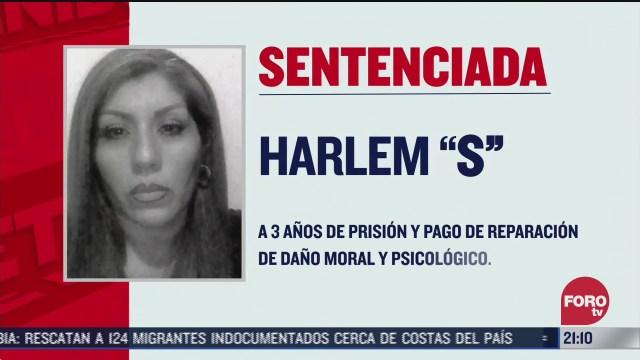 harlem S dan tres anos de prision a una maestra por discriminar a una nina