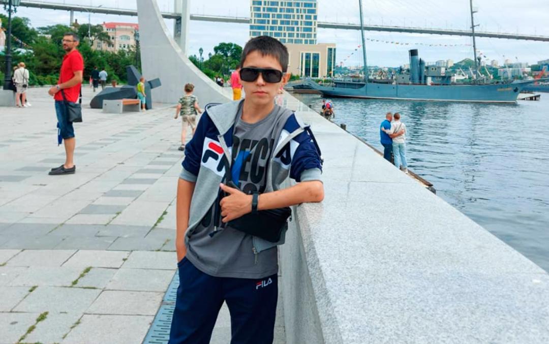 Denis Vashurin, el hombre de Rusia que parece un niño – Noticieros Televisa