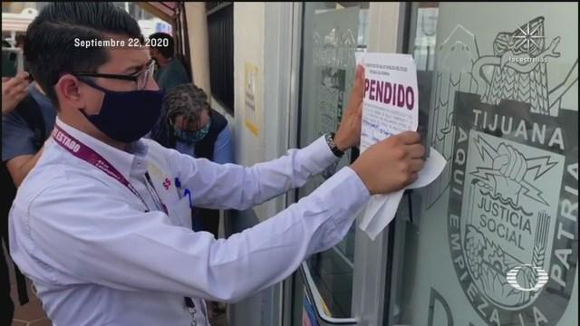 clausura de consultorios en tijuana que deja sin atención a derechohabientes