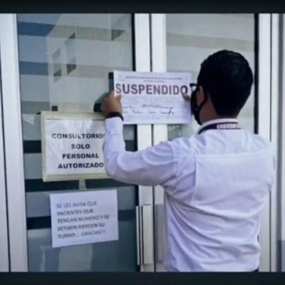 Derechohabientes de consultorios municipales de Tijuana se quedan sin atención