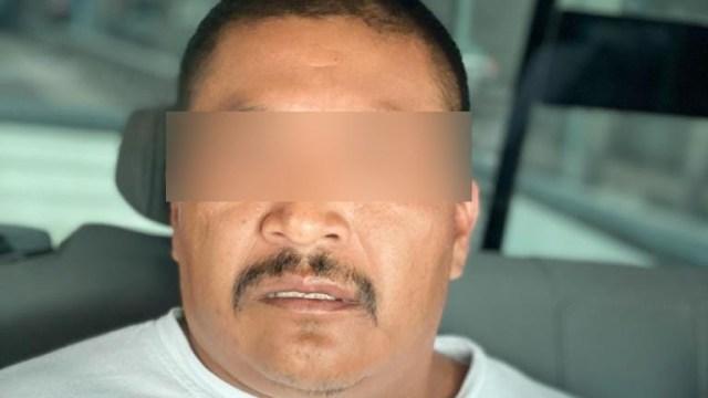 Detienen a 'El Municiones', presunto líder de banda de robo de trenes en Puebla