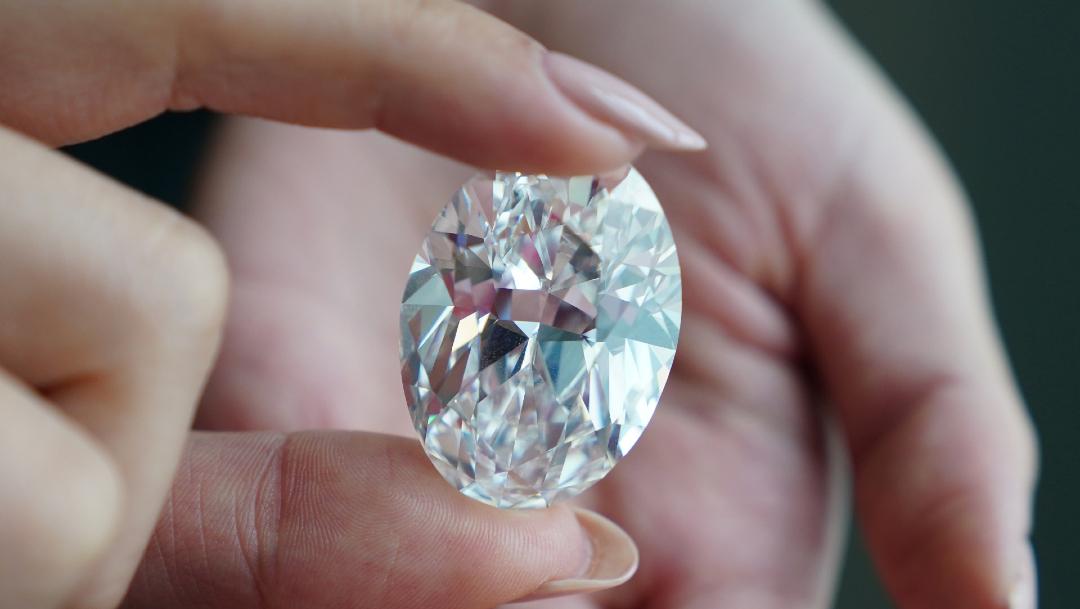 diamanter raro a subasta