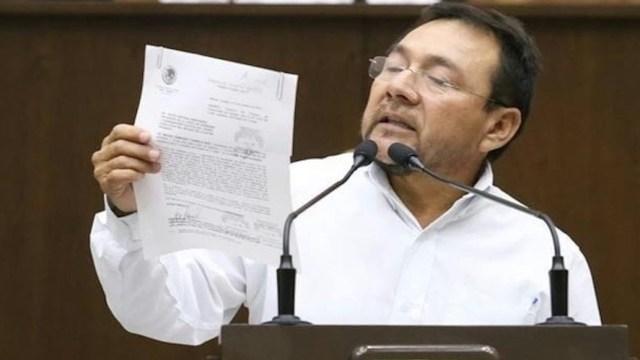 diputado de Morena en Yucatán, Miguel Candila Noh