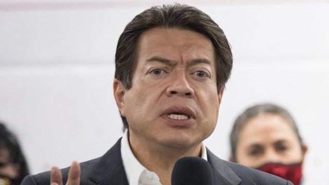 Mario Delgado, aspirante a la dirigencia de Morena