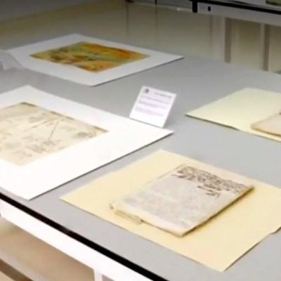 Alertan por subastas de documentos históricos de México en el extranjero