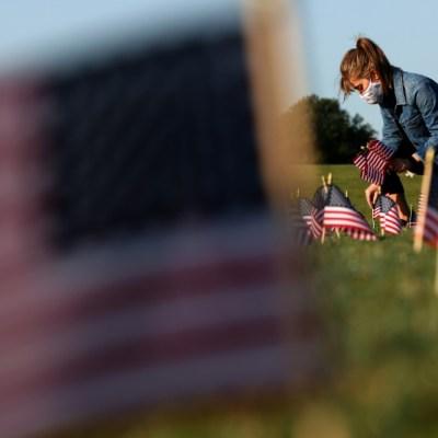 EEUU supera los 200 mil muertos por COVID-19