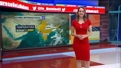 el climaenexpreso internacional del 24 de septiembre del