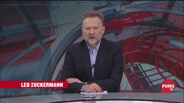 Es La Hora Opinar con Leo Zuckermann Fortov Programa Completo 10 Septiembre 2020