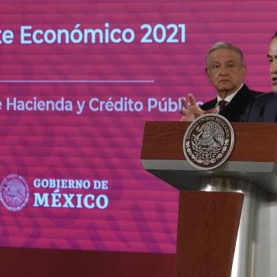 Crecimiento económico en 2021 no depende de vacuna contra COVID-19: Arturo Herrera