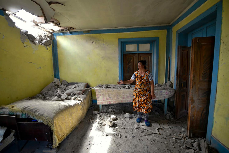 Armenia, guerra, ansiedad, estrés