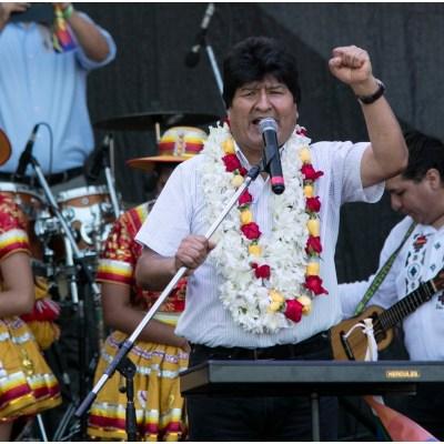 Partido de Evo Morales ganaría elección de Bolivia en primera vuelta: Encuesta