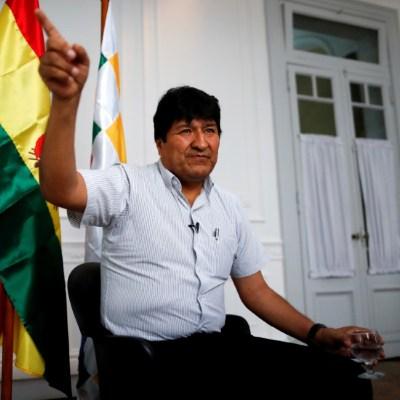 Bolivia denuncia a Evo Morales ante La Haya