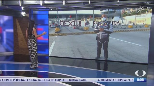 feministas protestan en la caseta mexico cuernavaca