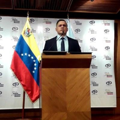 'Espía' estadounidense detenido en Venezuela será imputado por 'terrorismo'